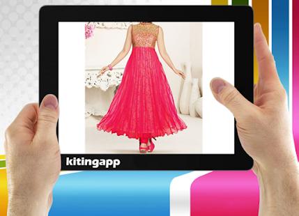 Nejnovější návrhy šatů - náhled