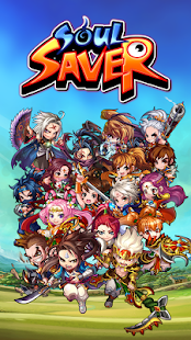 ApkMod1.Com Soul Saver Idle RPG + (MENU MOD ONE HIT GOD MODE) for Android Game Role Playing