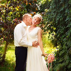 Wedding photographer Kristina Vikulova (Fotogloss). Photo of 15.10.2016