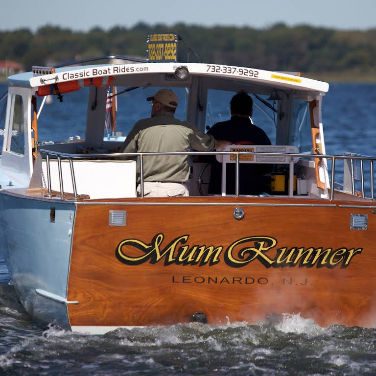Classic Boat Rides Boat Tour Agency In Atlantic Highlands
