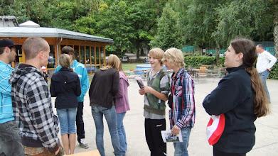Photo: Das große Sommercamp reist leider ab.
