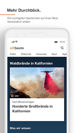 ZDFheute - Nachrichten 3.3 screenshots 3