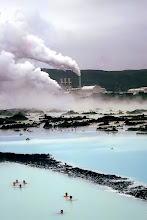 Photo: Półwysep Reykjanes, Błękitna Laguna / Reykjanes Peninsula, Blue Lagoon