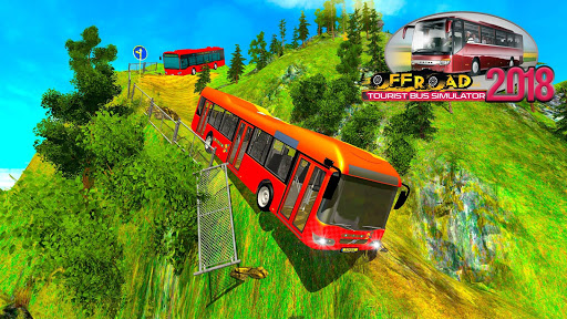 Offroad Coach Tourist Bus Simulator 2020 apktram screenshots 11