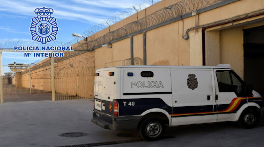 Detienen en Almería a un histórico delincuente huido tras un permiso