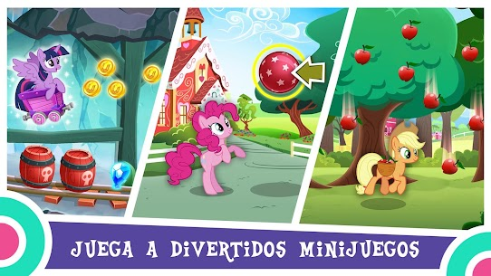 MY LITTLE PONY: mágico
