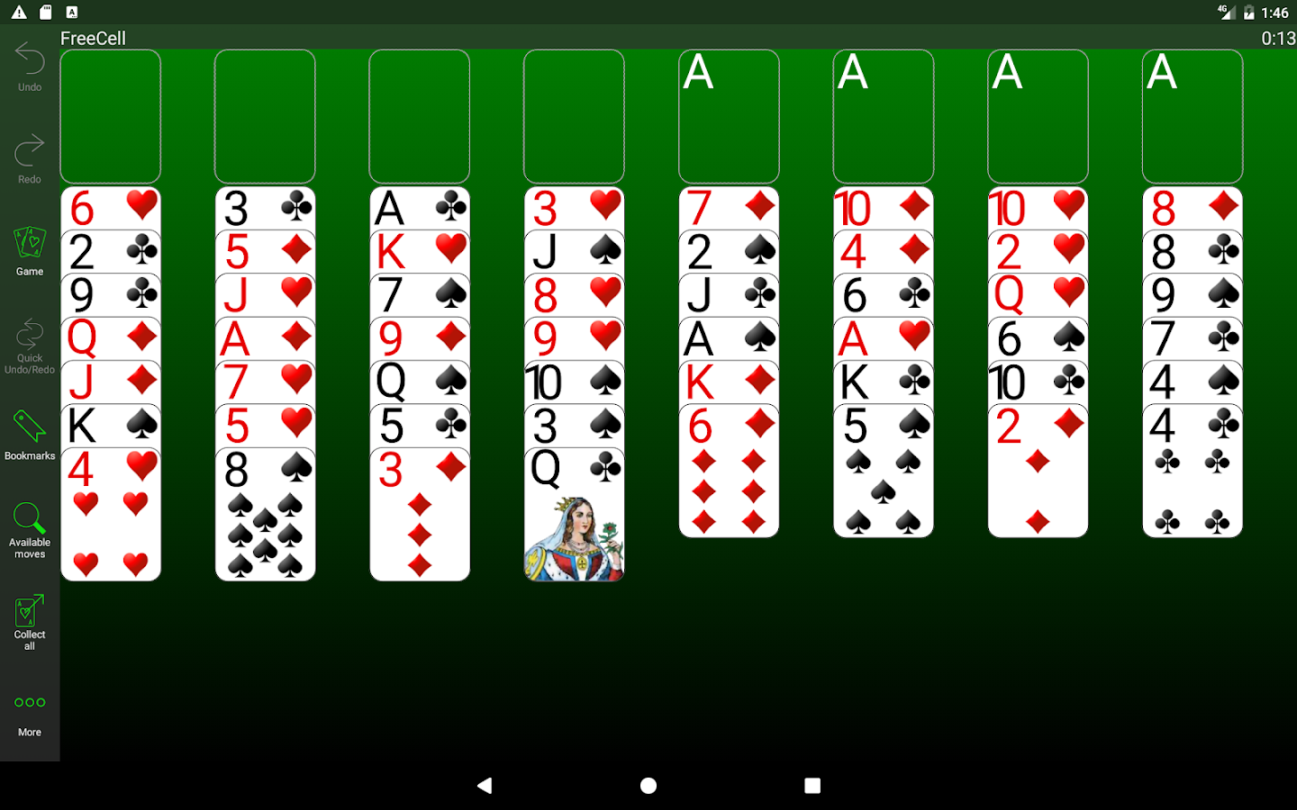 250+ Solitaire Collection- screenshot