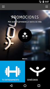 YOU GYM: miniatura de captura de pantalla