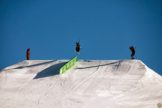 Photo: Snow sports for weekend in Park City during Sundance and the USA Freeskiing Grand Pix