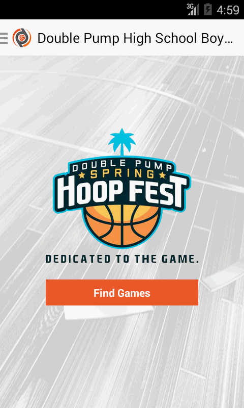 Double Pump Basketball- screenshot