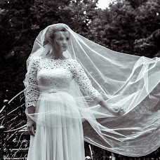 Wedding photographer Darya Khripkova (myplanet5100). Photo of 12.11.2018