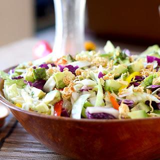 Asian Salad.