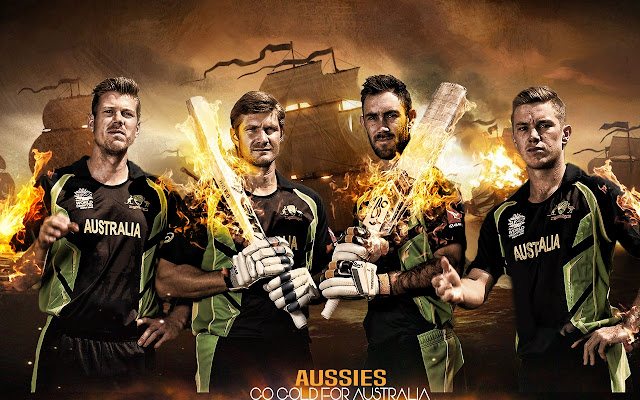 Australian Cricket Team Tab
