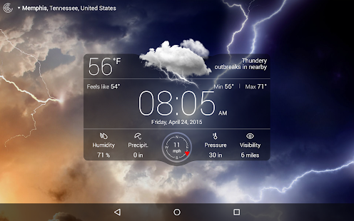 Weather Live Screenshot 16