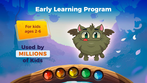 Zebrainy: learning games for kids and toddlers 2-7 5.2.1 screenshots 4