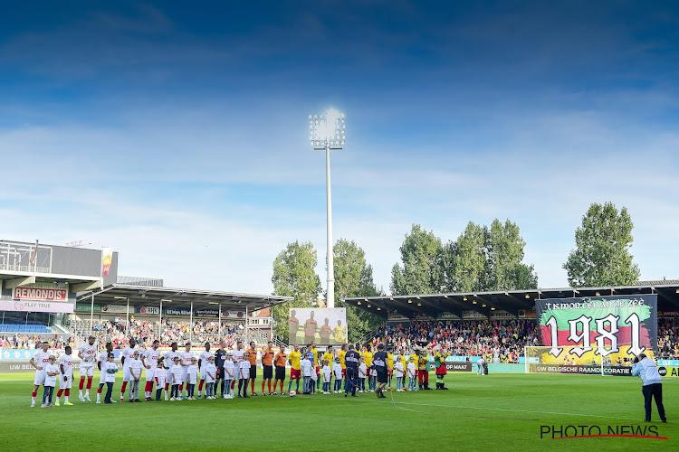 """Oostende ootmoedig in de nederlaag, Michel Preud'homme blij dat werkpunt opgepikt is: """"Niet zoals tegen STVV of Anderlecht"""""""