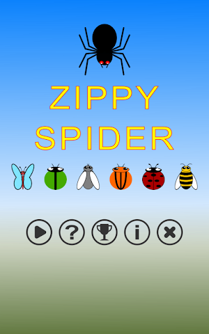 android Zippy Spider Screenshot 6