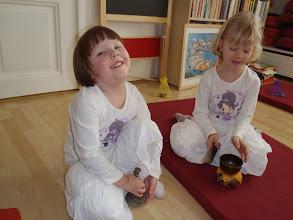 Photo: Kristínka s Karolínkou