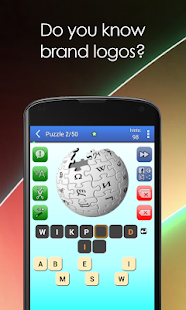 Picture Quiz: Logos for PC-Windows 7,8,10 and Mac apk screenshot 1