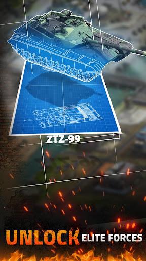 Nida Harb 3: Empire of Steel | World War MMO 1.5.48 screenshots 2
