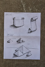 Photo: You Can Draw in 30 Days by Mark Kistler - Lessons 18 & 19.