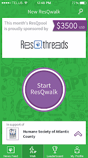 ResQwalk- screenshot thumbnail