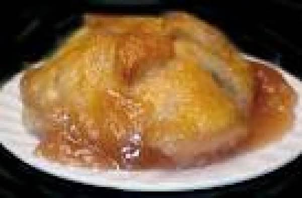 Kid Easy Apple Dumplings