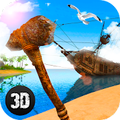 Pirate Island Survival 3D