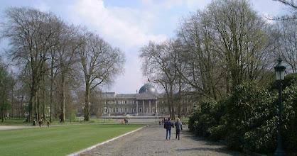 Photo: The royal palace