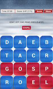Bible Word Scramble- screenshot thumbnail