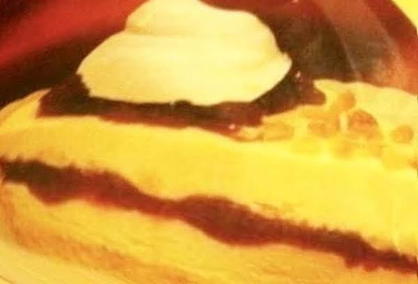 Cranberry Walnut Cheese Cake Pie Recipe