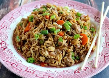 Slammin Pork Fried Rice