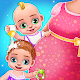 Pregnant Mom And Twin Baby Care Nursery Game APK