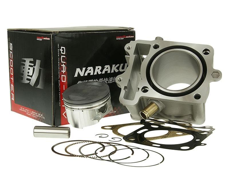 Cylinderkit NARAKU [175ccm] - Yager, Spacer, Dink 125ccm
