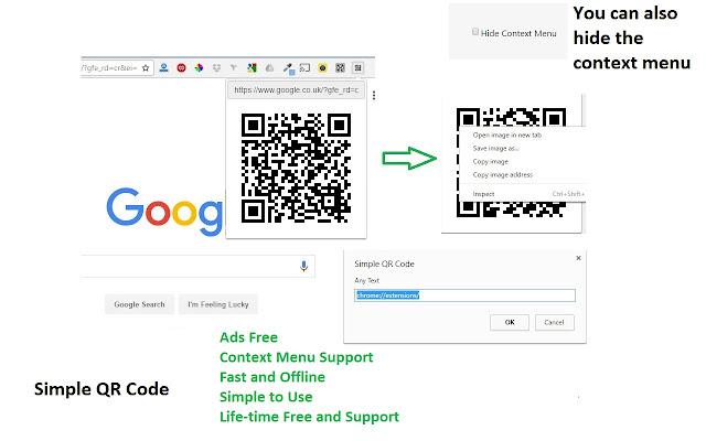 Offline QR Code Generator/Editor