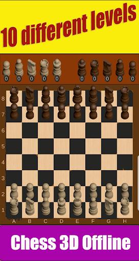 Chess 3d Offline apklade screenshots 2