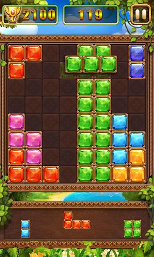 Puzzle Block Jewels apkpoly screenshots 3