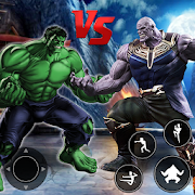 Infinity Superheroes vs Immortal Gods: Karate Game