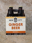 Logo of New City Ginger Beer