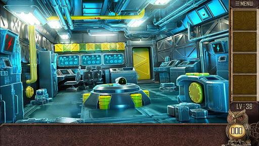 Pouvez-vous vous échapper des 100 salles X  captures d'écran 2