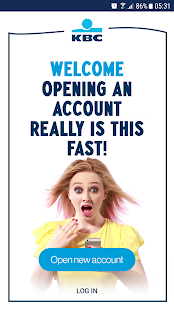 KBC Ireland Mobile Banking- screenshot thumbnail