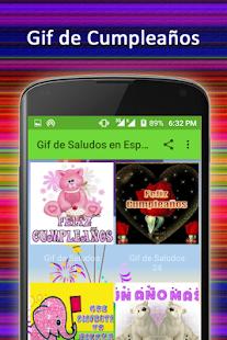 Gif de Saludos en Español - náhled