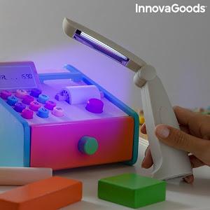 Lampa UV plianta pentru dezinfectare, Nilum InnovaGoods