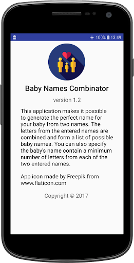 Baby Names Combinator Screenshots 6
