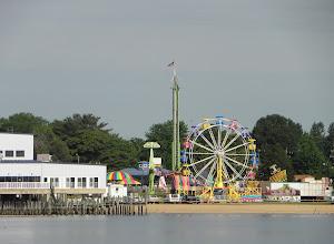 Photo: Fun time at Colonial Beach