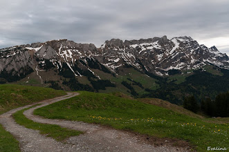 Photo: Obere Helchen 1326 m  #alpstein   #switzerland