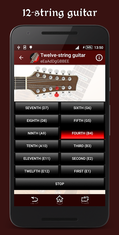 tune your guitar android apps on google play. Black Bedroom Furniture Sets. Home Design Ideas