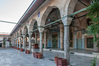 Photo: Rüstem-Pascha-Moschee (Rüstem Paşa Camii)