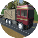 Drive Loaded Truck 3d Game icon