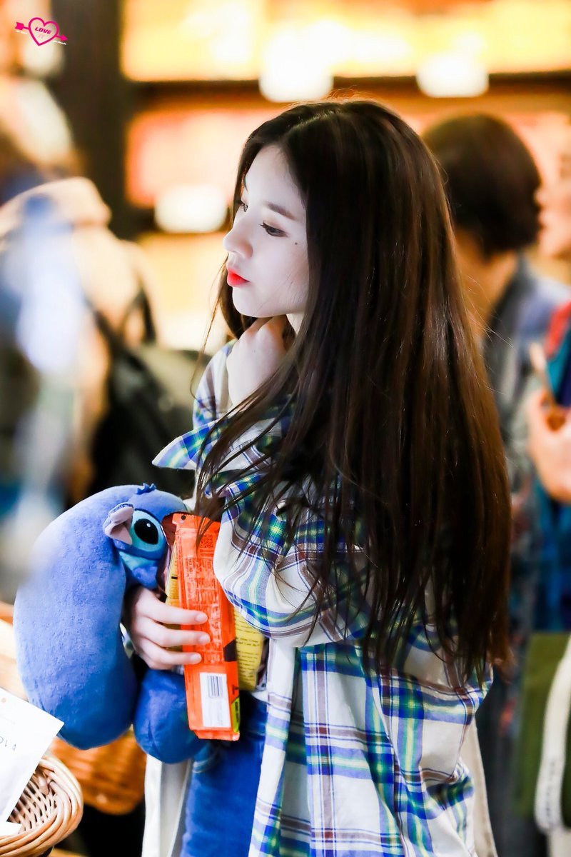heejin plaid 27